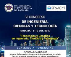 VI Congreso de Ingeniería, Ciencias y Tecnología